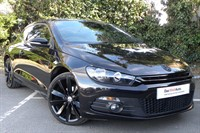 Used VW Scirocco Coupe TDI BlueMotion Tech 3dr DSG
