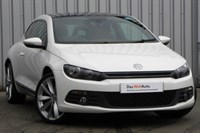 Used VW Scirocco Coupe TDI 170 GT 3dr DSG