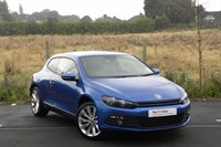 Used VW Scirocco Coupe TDI BlueMotion Tech GT 3dr (Nav/Leather)