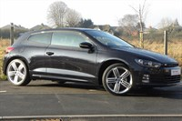 Used VW Scirocco Coupe TDi BlueMotion Tech R Line 3dr