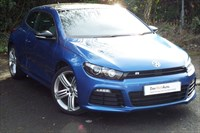 Used VW Scirocco Coupe 3-Dr 2.0 TSI R DSG