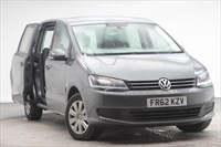 Used VW Sharan Estate TDI CR BlueMotion Tech 140 S 5dr DSG