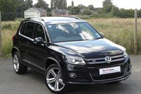 Used VW Tiguan Estate TDI BlueMotion Tech R Line 177 5dr
