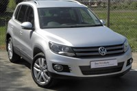 Used VW Tiguan Estate TDi BlueMotion Tech Match 177 5dr DSG