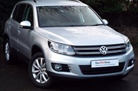 Used VW Tiguan Estate TDi BlueMotion Tech Match 5dr DSG