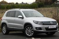 Used VW Tiguan Estate TDI BlueMotion Tech SE 5dr