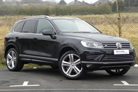 Used VW Touareg MK2 5-Dr TDI V6 R-Line BMT SCR (262PS) 4MOTION