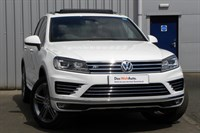 Used VW Touareg Estate V6 TDI BlueMotion Tech 262 R Line 5dr Tip Auto