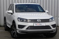 Used VW Touareg Estate V6 TDI BlueMotion Tech R Line 5dr Tip Auto