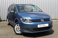 Used VW Touran Estate TDI 105 BlueMotion Tech SE 5dr