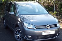 Used VW Touran Estate TDI BlueMotion Tech SE 5dr