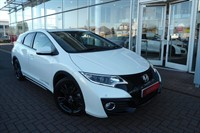 Used Honda Civic Tourer i-DTEC SR 5dr