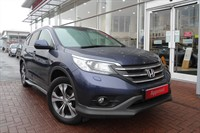Used Honda CR-V Estate i-DTEC EX 5dr