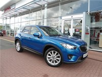 Used Mazda CX-5 Estate 2.2d Sport Nav 5dr