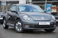 Used VW Beetle TDI BlueMotion Tech Design 3dr DSG