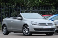 Used VW Golf Cabriolet TDI BlueMotion Tech S 2dr