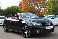 Used VW Golf Cabriolet TSI GT 2dr
