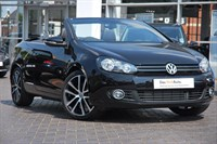 Used VW Golf Cabriolet TSI GT 2dr DSG