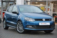 Used VW Polo Hatchback TSI ACT BlueGT 5dr DSG