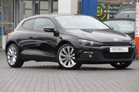 Used VW Scirocco Coupe TDI BlueMotion Tech GT 3dr