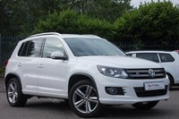 Used VW Tiguan Estate TDI BlueMotion Tech R Line 5dr