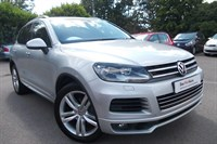 Used VW Touareg Estate V6 TDI 245 Altitude 5dr Tip Auto