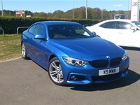 Used BMW 4 Series Coupe 420i M Sport 2dr Auto