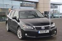 Used Lexus CT Hatchback 200h Luxury 5dr CVT Auto (Navigation)