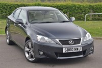 Used Lexus IS Saloon 200d SE-I 4dr (Navigation)