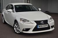 Used Lexus IS Saloon 300h Luxury 4dr CVT Auto (Navigation/Leather)