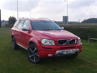 Used Volvo XC90 Estate D5 (200) R DESIGN Nav 5dr Geartronic