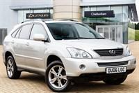 Used Lexus RX Estate 400h SE 5dr CVT Auto (Navigator)
