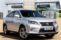 Used Lexus RX Estate Special Editions 450h Advance 5dr CVT Auto (Pan roof)