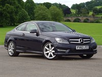 Used Mercedes C180 C Class Coupe (1.6) BlueEFFICIENCY AMG Sport 2dr Auto