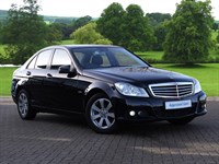 Used Mercedes C200 C Class CDI BlueEFFICIENCY SE Edition 125 4dr