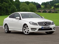 Used Mercedes C220 C Class CDI BlueEFFICIENCY AMG Sport 2dr Auto