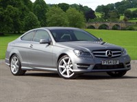 Used Mercedes C220 C Class Coupe CDI AMG Sport Edition 2dr Auto (Premium)