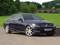 Used Mercedes C220 C Class Coupe CDI BlueEFF AMG Sport Edition 125 2dr Auto