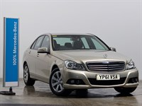 Used Mercedes C220 CDI BlueEFFICIENCY SE Edition 125
