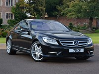 Used Mercedes CL500 CL Coupe CGI BlueEFFICIENCY 2dr Auto