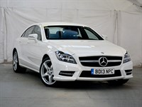 Used Mercedes CLS250 CDI BlueEFFICIENCY AMG Sport
