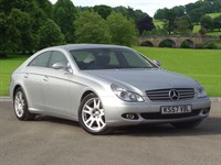 Used Mercedes CLS320 CDI 320 CDI