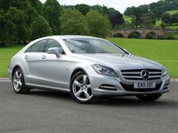 Used Mercedes CLS350 CLS CDI BlueEFFICIENCY 4dr Tip Auto