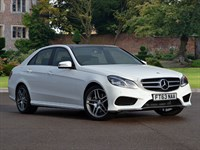 Used Mercedes E220 E Class CDI AMG Sport 4dr 7G-Tronic