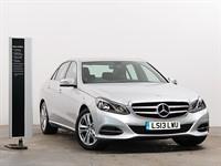 Used Mercedes E220 E Class CDI SE 4dr 7G-Tronic