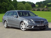 Used Mercedes E250 E Class CDI BlueEFFICIENCY Sport 5dr Tip Auto
