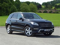 Used Mercedes ML250 M Class CDi BlueTEC AMG Sport 5dr Auto