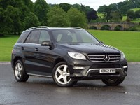 Used Mercedes ML350 M Class CDi BlueTEC Sport 5dr Auto