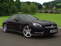 Used Mercedes SL350 SL Class Convertible 2dr Auto