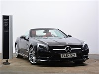 Used Mercedes SL350 SL Class Convertible AMG Sport 2dr Auto